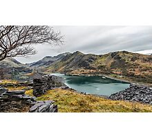 Mountains of Snowdonia Photographic Print