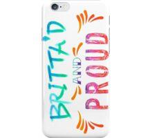 Community: Britta'd & Proud iPhone Case/Skin