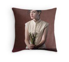 Perchance a Dance Throw Pillow