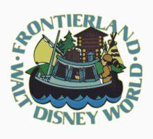 Frontierland Mike Fink Keel Boat Disney World Florida Kids Clothes
