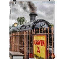 Station Signs iPad Case/Skin