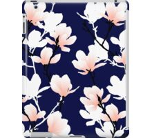 magnolia midnight iPad Case/Skin