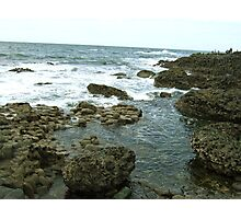 Giant's Causeway coast of Northern Ireland Photographic Print