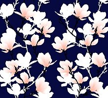 magnolia midnight by youdesignme