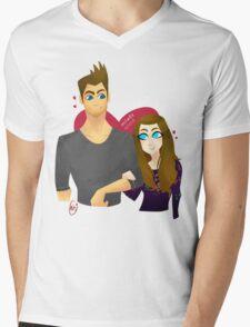 Community: Milady Milord Mens V-Neck T-Shirt