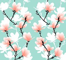 magnolia mint by youdesignme