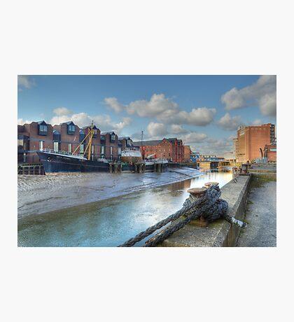 River Hull Photographic Print