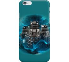Doctor Who - Old Colours, New Daleks iPhone Case/Skin