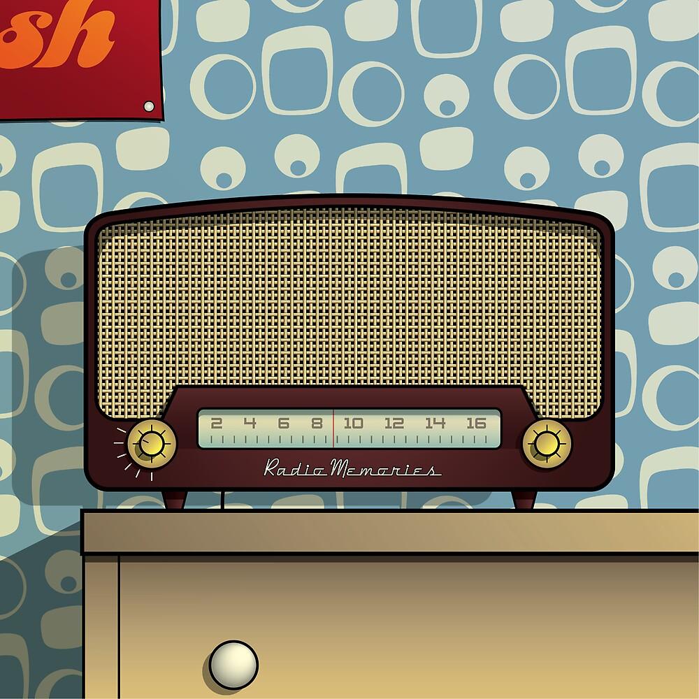 Radio Memories by Tordo