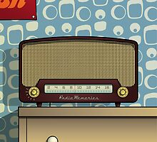 Radio Memories by Tordo
