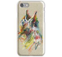 Birdie III iPhone Case/Skin