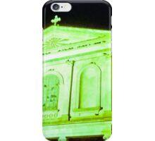 Church of Holy Week. iPhone Case/Skin