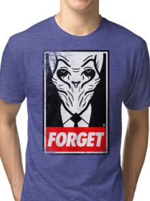 Obey The Silence Tri-blend T-Shirt
