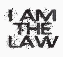 Dredd - I Am The Law by scatman