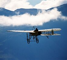 Bleriot  Monoplane   by aircraft-photos
