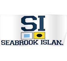 Seabrook Island - South Carolina.  Poster