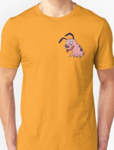 Courage Sit T-Shirt