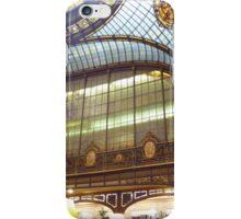 Bank lobby iPhone Case/Skin