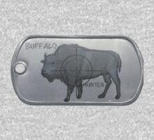 Buffalo Hunter by PollaDorada