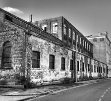 Old Hull by Sarah Couzens
