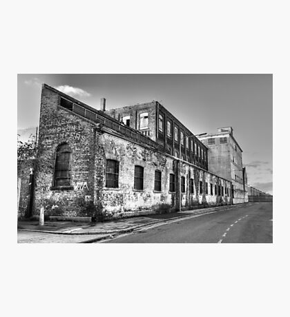 Old Hull Photographic Print