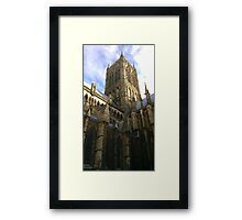 Towering Majesty Framed Print