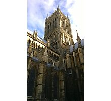 Towering Majesty Photographic Print