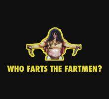 Fartman by Aristotle