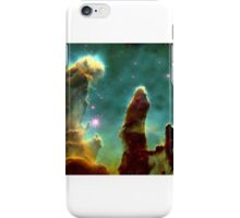 Pillars of creation - Space art iPhone Case/Skin