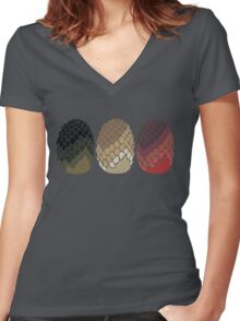 A Gift Women's Fitted V-Neck T-Shirt