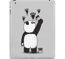 Pandalism iPad Case/Skin