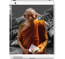 monk iPad Case/Skin