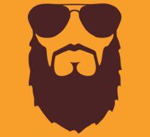 beard swag face head sunglasses by huggymauve