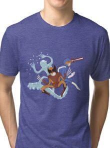 Mutants Unite Tri-blend T-Shirt