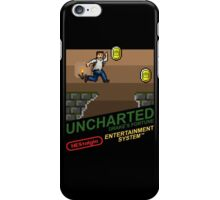 NEStalgia: Uncharted: Drake's Fortune iPhone Case/Skin