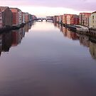 Trondheim - Norway by Arie Koene