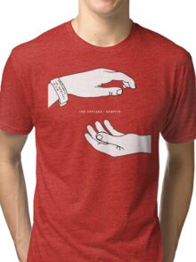 The Antlers - Hospice Tri-blend T-Shirt