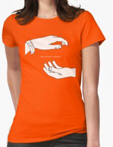 The Antlers - Hospice Womens Fitted T-Shirt