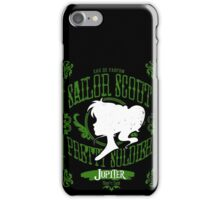 Jupiter - Thunder Crash iPhone Case/Skin