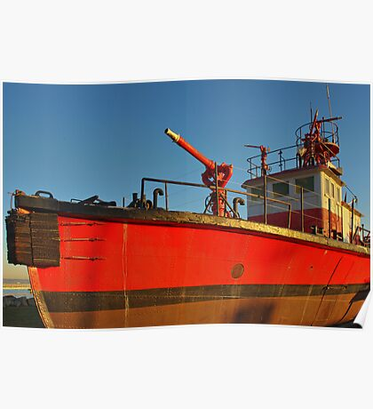 Fireboat #1 Poster