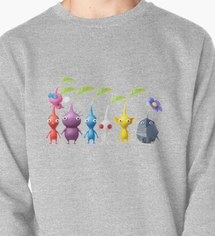 pikmin plain Pullover