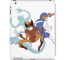 Mutants Unite iPad Case/Skin