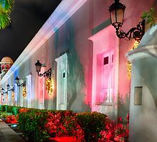 Holiday Scenic at La Princesa by George Oze