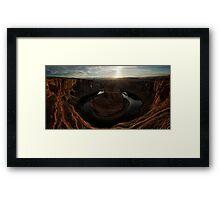 Horseshoe Bend, Arizona Framed Print