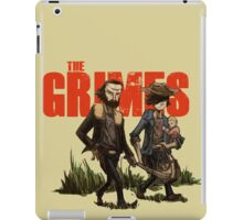 The Grimes iPad Case/Skin