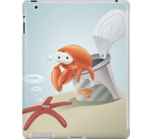 Canned Crab iPad Case/Skin