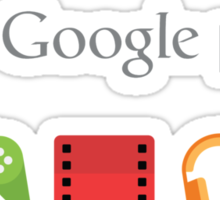 Google Play Sticker