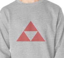 triforce opaque red Pullover