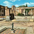Faun's House, Pompeii. by vette