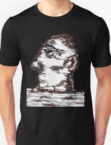 Lone Moon Head T-Shirt